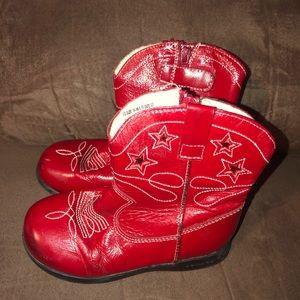 Kids Pediped Cowboy Boots